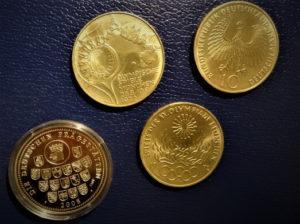 Gedenkmünzen Sammeln kaufen