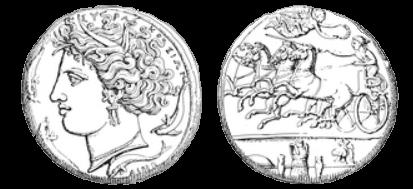 Teure Antike Münzen